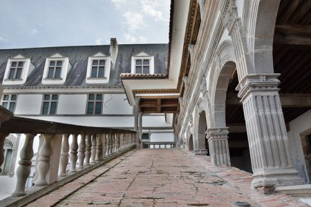 Château de la Bastie d'Urfé – petite série HDR