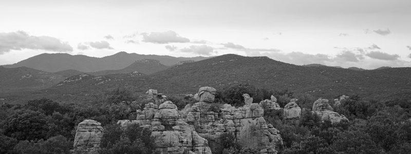 Mer des rochers