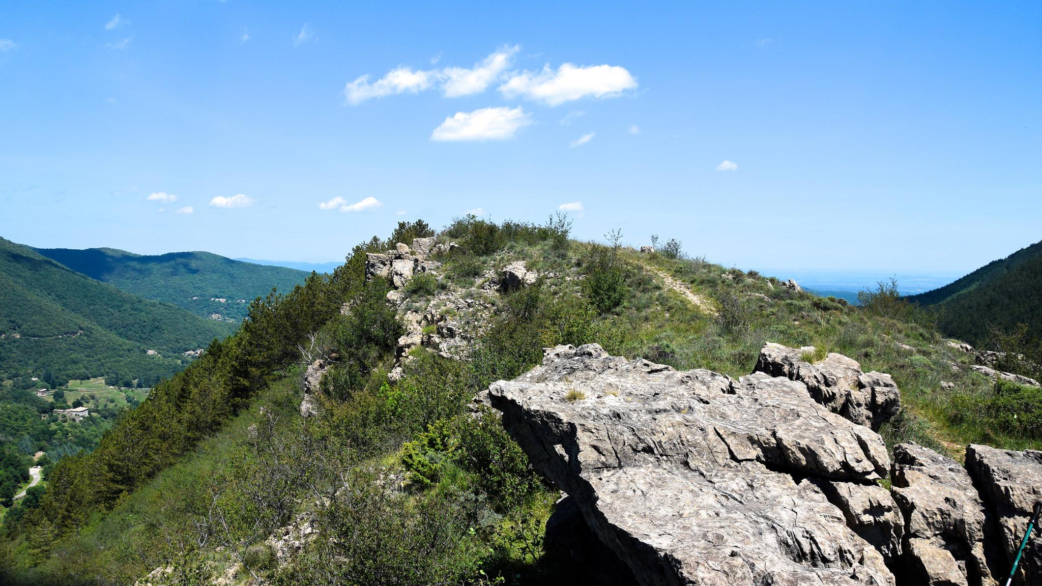 « Gorges de Rieutord, Fage et Cagnasse » entre Gard et Hérault