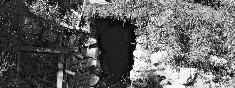 Le sentier des charbonnières à Sainte-Croix-de-Quintillargues