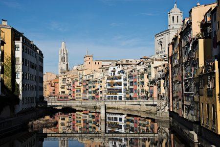 Girona, belle de catalogne