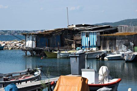 La Pointe Courte, quartier mythique de Sète