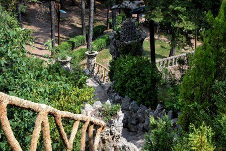Les jardins discrets d'Antoni Gaudí