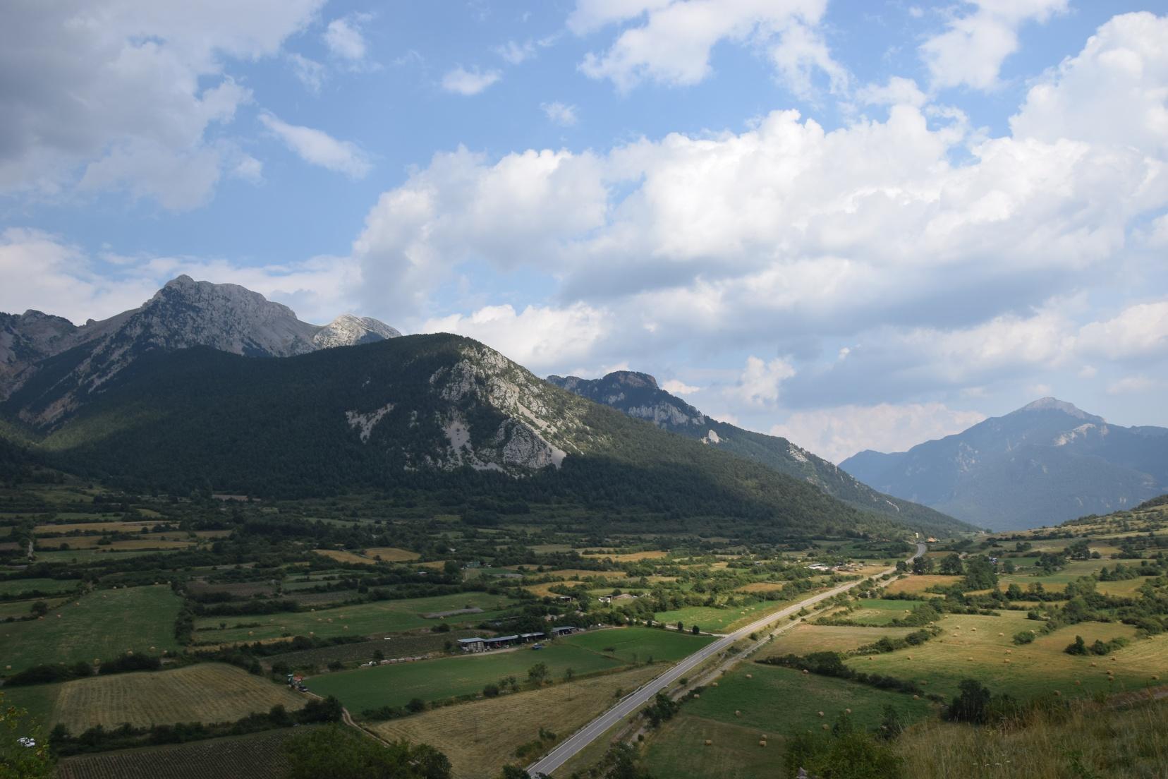 Cadi-Moixero, calme et nature à deux pas de la France
