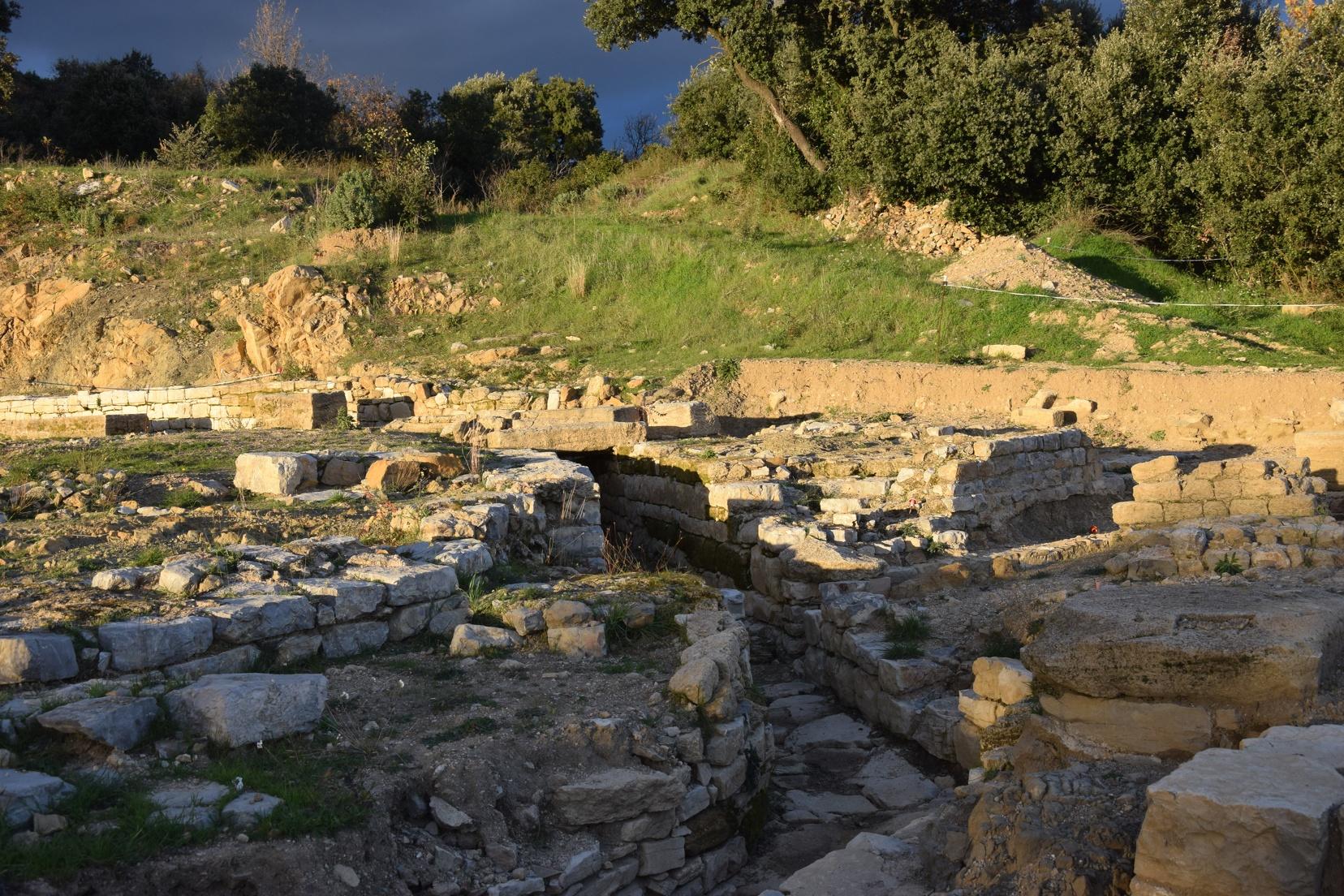 L'oppidum d'Altimurium (site archéologique du Castellas)