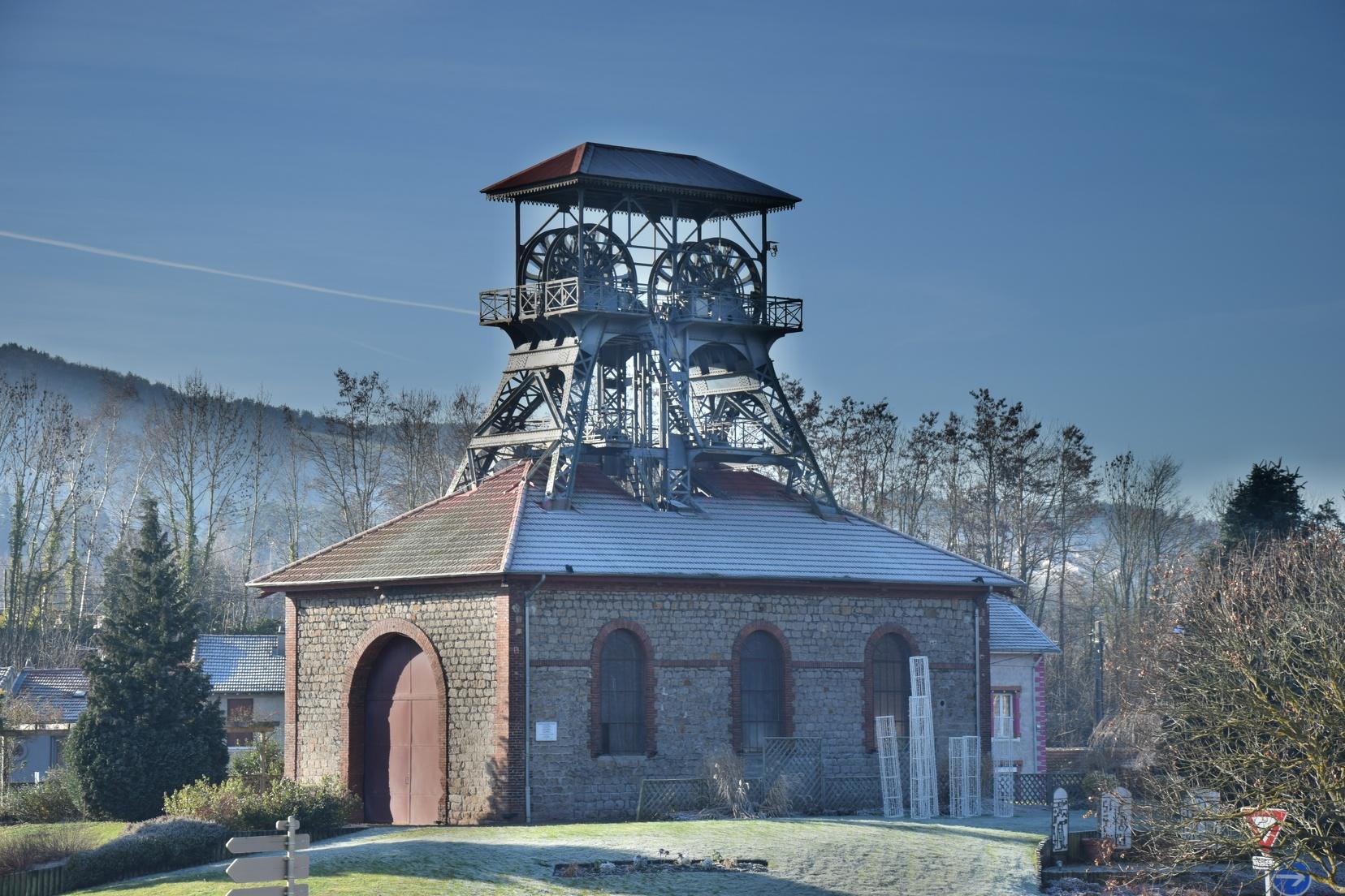 Le Puits du Marais : histoire minière du Chambon-Feugerolles