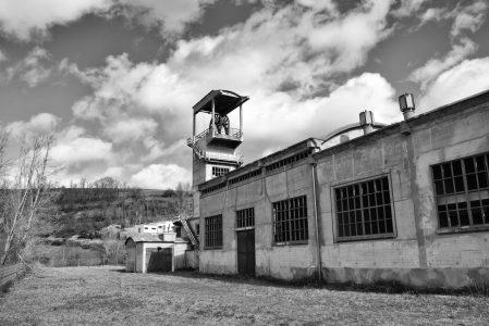 Le Puits des Combes : histoire minière de la Ricamarie