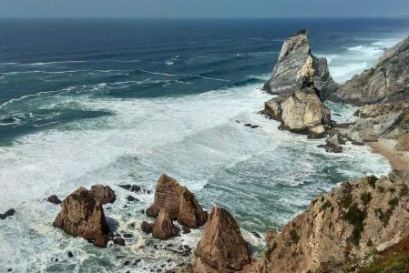 Cabo da Roca : plus à l'ouest tu ne peux pas