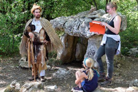 Festi'Dolmen : l'archéologie à la rencontre du public
