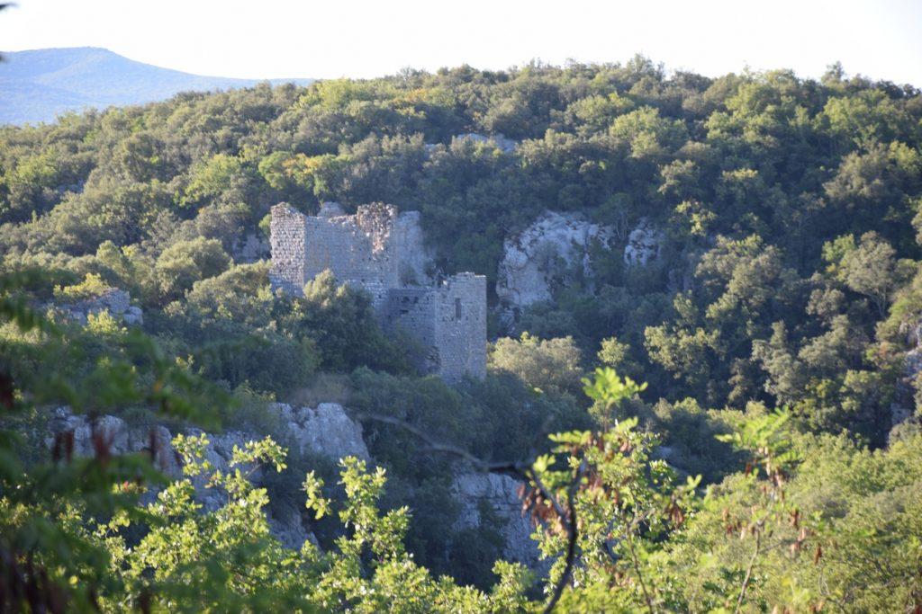 Le Château de La Roquette